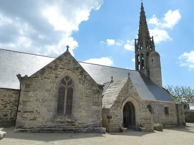 Eglise Saint-Gorgon - Plovan (1)