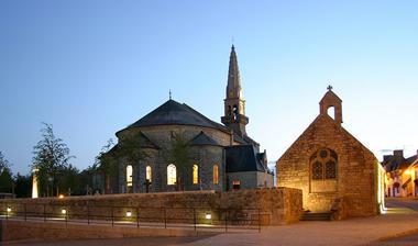 Eglise-romane-Loctudy-Pays-Bigouden-Sud-2©Cornuet