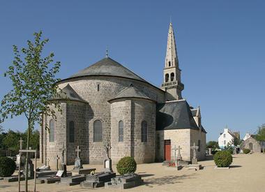Eglise-romane-Loctudy-Pays-Bigouden-Sud©Cornuet-1
