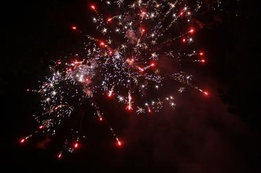 Moncontour - Feu d'artifice (1)