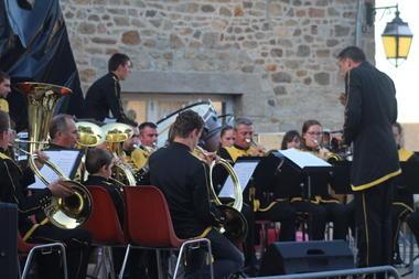 Fanfare St Mathurin - Moncontour