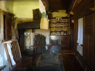 La maison du meunier aux Moulins de Kerouat