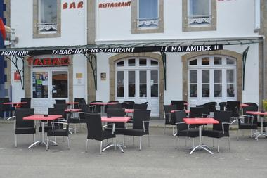Le Malamock II restaurant Ile-Tudy pays bigouden finistère bretagne