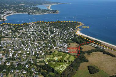 Le helles - Combrit - Sainte-marine - Pays Bigouden - 1
