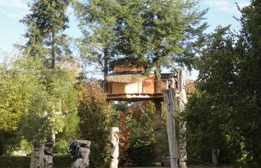 Les cabanes du jardin de pierre 6
