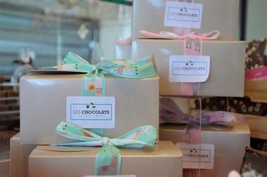 Les chocolats de Mélinda -© M Hamel 5