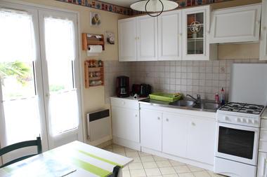 Location - LORANT - Plobannalec - Pays Bigouden - cuisine
