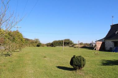 Location - LE PEMP Gilbert - Plomeur - Pays Bigouden - jardin