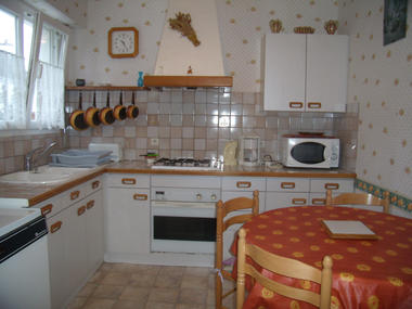 Location - PEILLET - Lesconil - Pays Bigouden - cuisine
