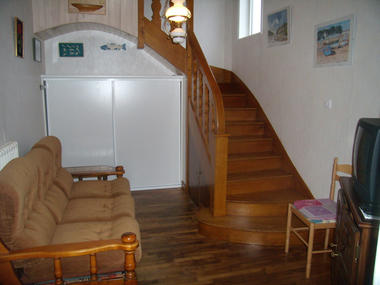 Location - PEILLET - Lesconil - Pays Bigouden - salon