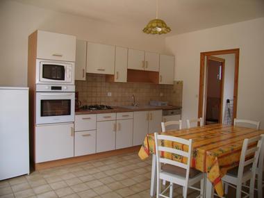 Location - RIOU - Lesconil - Pays Bigouden - cuisine