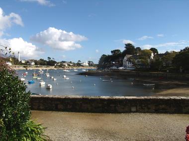 Location JEGO - Sainte-Marine - Pays Bigouden - vue