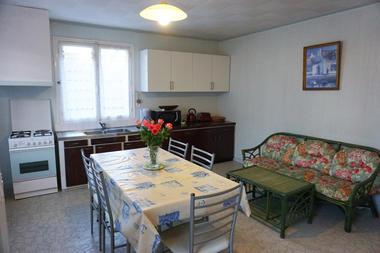 Location SOURON - Plomeur - Pays Bigouden -salon