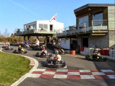 Loisirs - Bretagne karting - Combrit - Pays Bigouden - 1