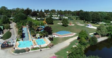 Parc de loisirs Bel Air - landudec