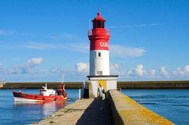Phare du Guilvinec - Le Guilvinec - Pays Bigouden ©CRTB GUILLIAMS-Laurent