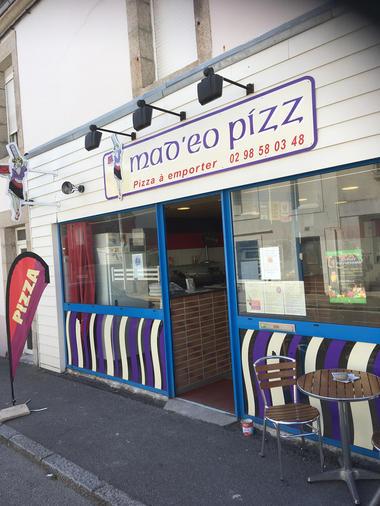 Pizzeria Mad 'EoPizz -  Guilvinec -Pays Bigouden (1)
