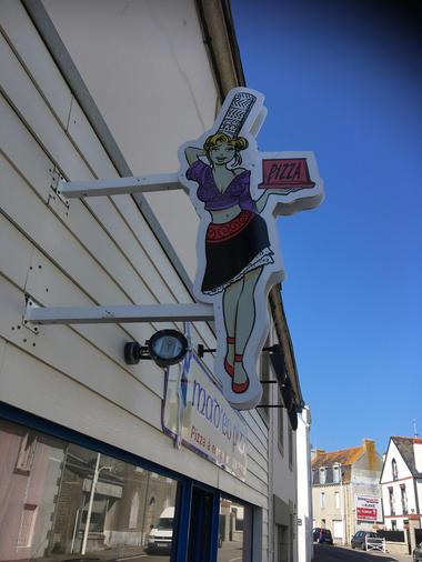 Pizzeria Mad 'EoPizz -  Guilvinec -Pays Bigouden (2)