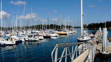 Port de plaisance de Loctudy Pays Bigouden Sud (6)