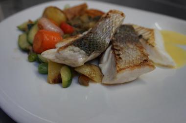 Restaurant - Les rochers - Penmarch - Pays Bigouden - 2
