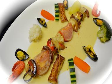 Restaurant Le Grand Bleu Penmarc'h Pays Bigouden Sud 1