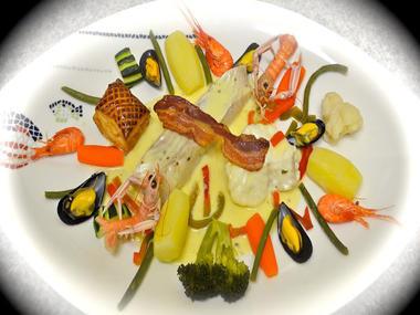 Restaurant Le Grand Bleu Penmarc'h Pays Bigouden Sud 2