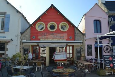 Restaurant Le Tribord Ile-Tudy pays bigouden finistère bretagne