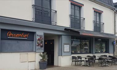 Restaurant l'Essentiel - Pont-l'Abbé - Pays Bigouden - 8