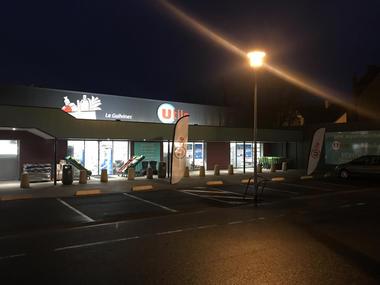 Supermarche Utile - Guilvinec - Pays-Bigouden