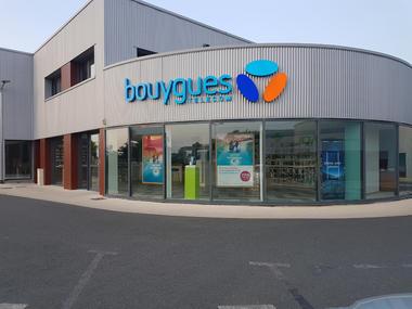 Téléphonie - Bouygues - Pont-l'Abbé - Pays Bigouden - 1