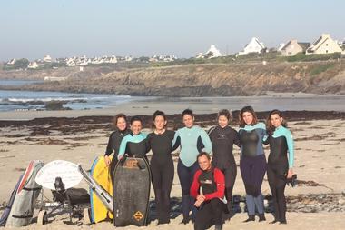 Waterman Surf Club - Plozevet 1