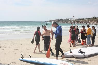 Waterman Surf Club - Plozévet