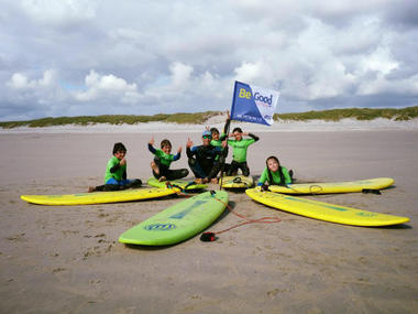 Be-good-surf-school-Treogat- Pays Bigouden
