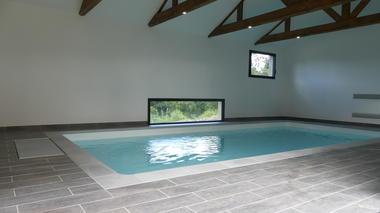 chambre d hote  - domaine de tréouzien-piscine chauffée-plouhnec -hbp