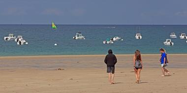 cpg hautes grees - balade plage