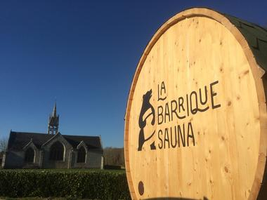 la barrique sauna - ploneour lanvern 2