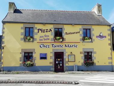 restaurant -pizzeria -chez tante marie - landudec