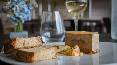 restaurant-manoir de kerhuel-ploneour lanvern-entrée 1