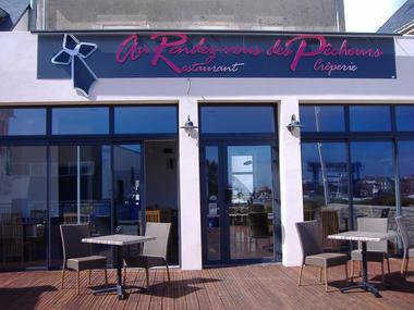 1 Restaurant Au rendez-vous des pêcheurs - Le Guilvinec - Pays bigouden (5)