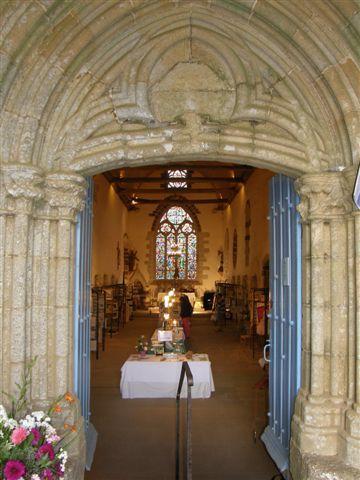Chapelle Saint-Jacques Le Majeur