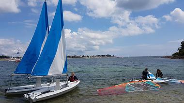 Centre nautique - Combrit Sainte-Marine - Pays Bigouden