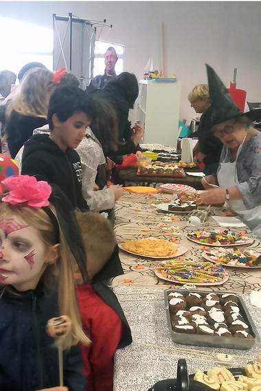Fête d'Halloween - Guilvinec - Pays Bigouden