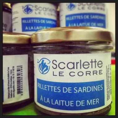 Boutique de Scarlette Le Corre - Mer et Saveurs - Guilvinec - Pays Bigouden