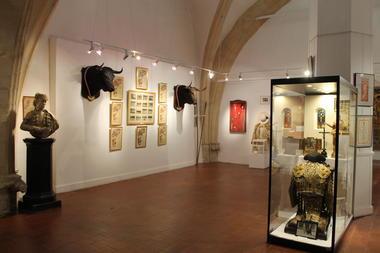 Musée Taurin rue Massol