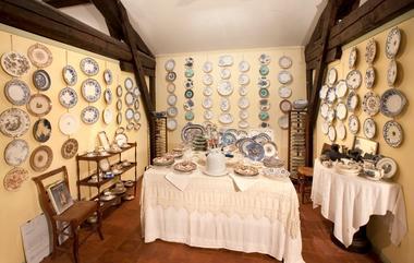 Musée de la céramique - Château de Raissac