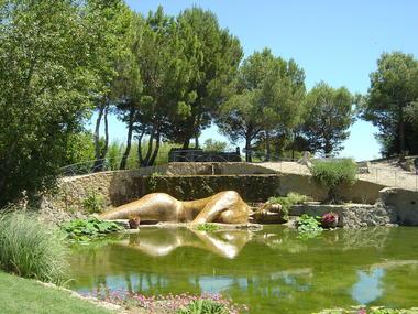 Jardin de Saint Adrien