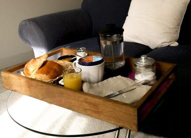 Au coeur de beaufort-petit-dejeuner