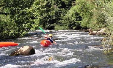 ASC - Mons - Canoe - Canoë-Kayak Tarassac - Canoé Parcours