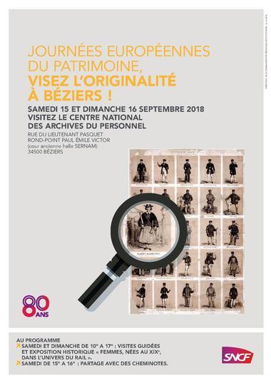 Centre national des archives du personnel de la SNCF