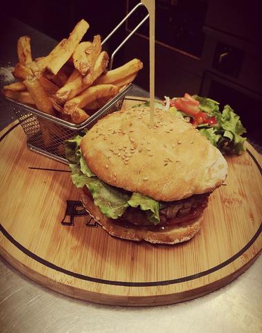 Bar le 40 - Burger